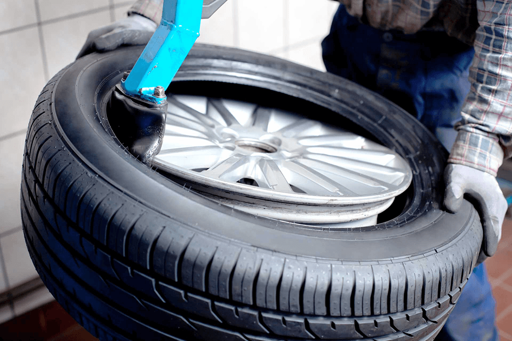 tire repair, Blaine Auto Care