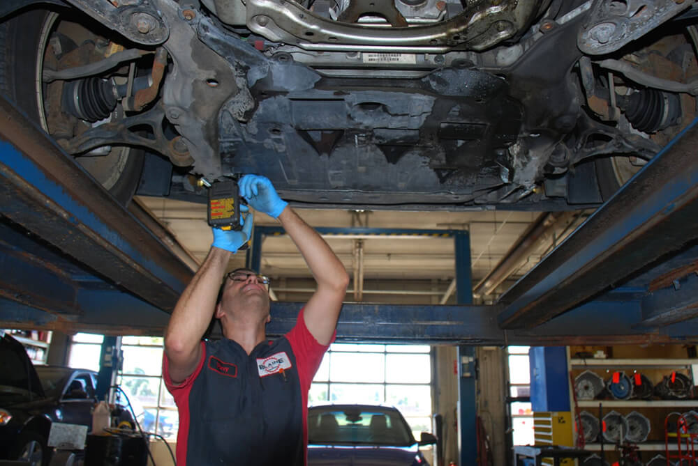 Oil Change, Blaine Auto Care